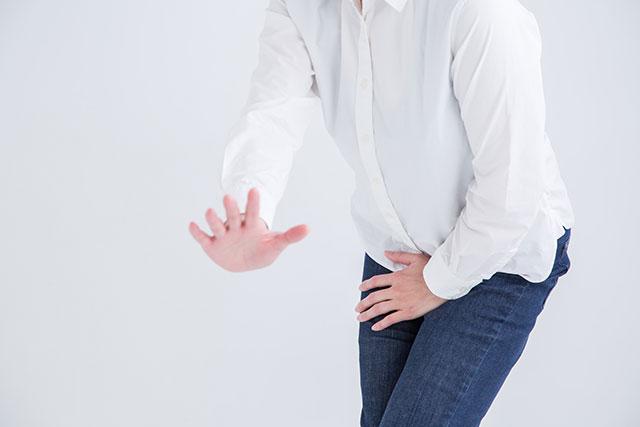 尿漏れの4つの種類と無意識な尿漏れの症状
