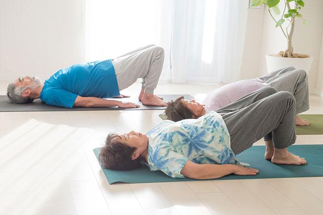 無意識な尿漏れは骨盤底筋の衰えが原因