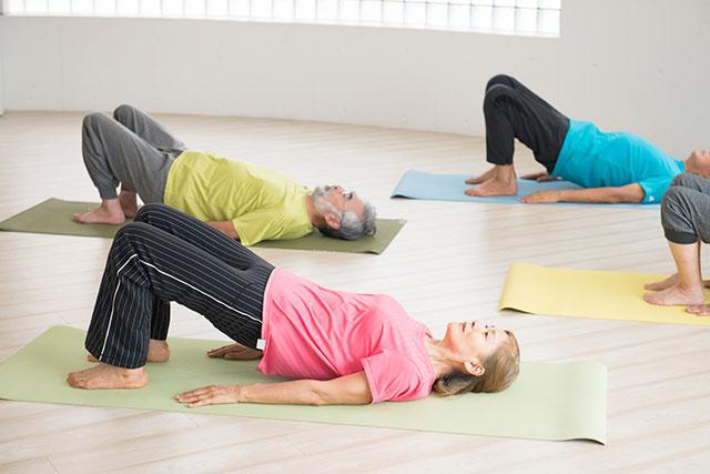 尿漏れや腰痛にも影響する骨盤底筋