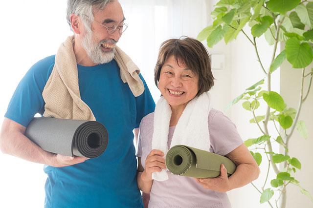 尿漏れ対策と腰痛を和らげる骨盤底筋体操の方法