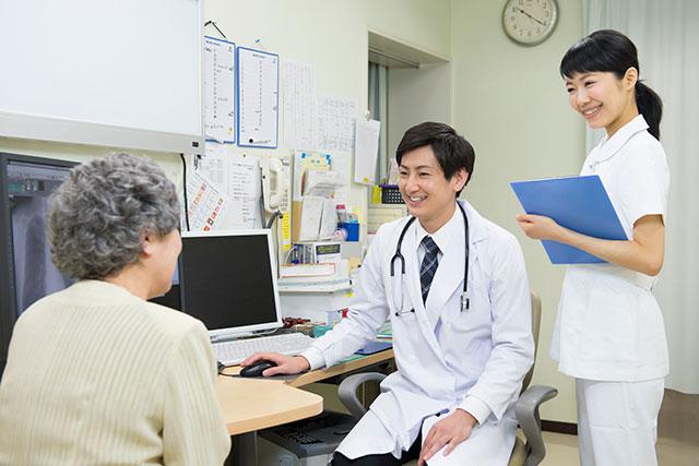 尿漏れがひどい場合は医療機関で相談する